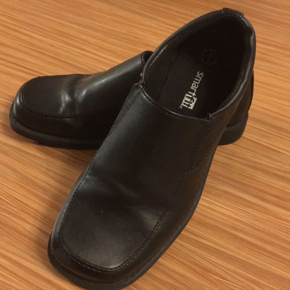 enjoy free shipping buy popular the best attitude Good Used Condition black Dress Loafers